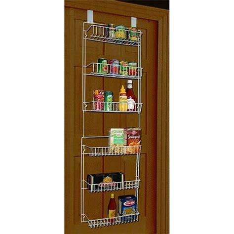 The Door Cabinet Storage by The Door Storage Rack Organizer Hanging Pantry