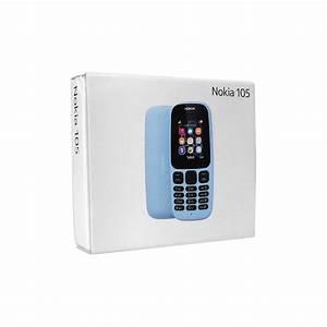 Nokia 105 2017 Single Sim Unlocked Sim Free Mobile Phone