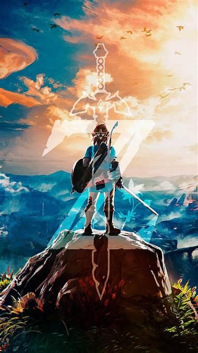 Zelda Phone Legend Wallpapers Heroscreen Link