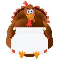 thanksgiving turkey with copyspace stock illustration image 34483673