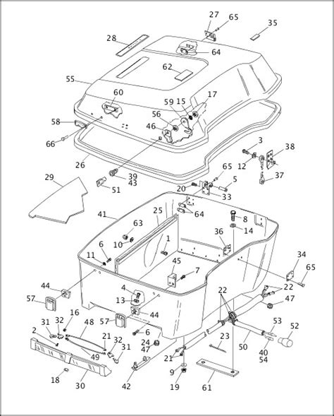 Engine Schematic 1996 Harley Ultra by Harley Evo Parts Diagram Wiring Diagram
