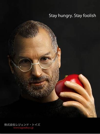 Steve Jobs Jp Famous Unknown Scale Facts
