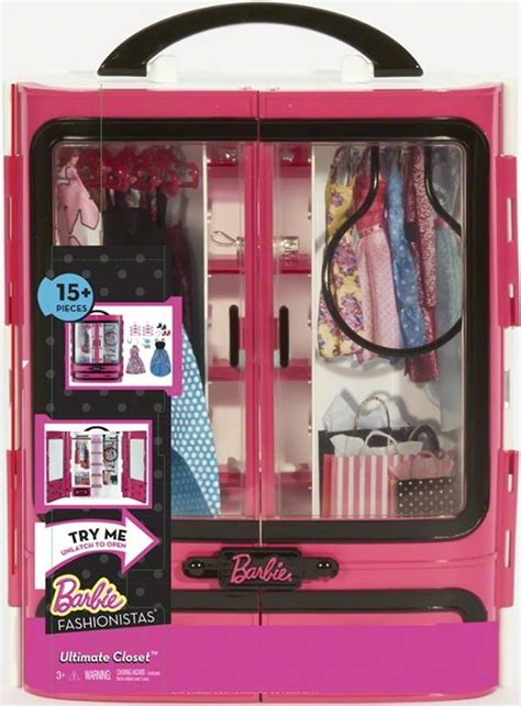 fashionistas ultimate closet doll friends
