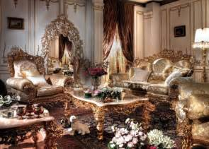 Victorian Style Living Room Set Picture