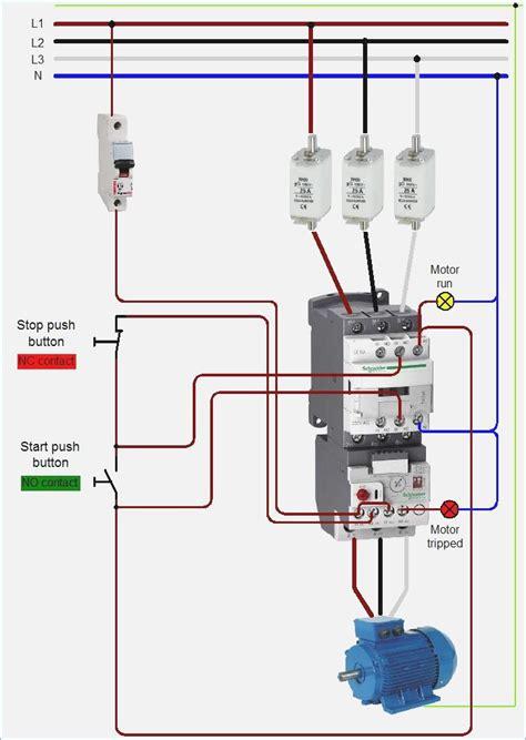 wiring a contactor diagram moesappaloosas