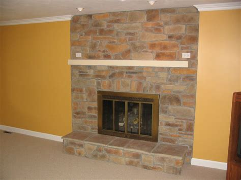 Crown Molding Fireplace Mantel. Gorgeous Upholstered Bench