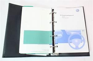 Owners Manual Book 2006 Vw Passat B6