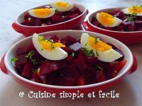 blogs cuisine facile recettes de betteraves de cuisine simple et facile