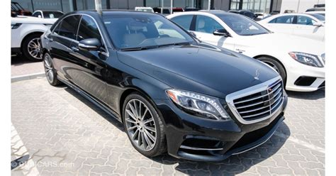Mercedesbenz S 550 For Sale Black, 2015