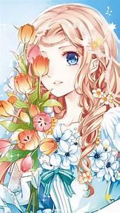 30, Pretty, Anime, Girl, Characters, Wallpaper