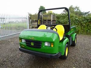 John Deere 2030a Pro Gator Utility Sold   For Sale