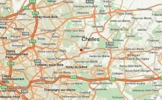guide urbain de chelles