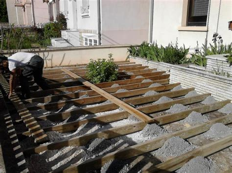 realisation d une terrasse en bois realisation d une terrasse en bois 28 images r 233 alisation d une terrasse bois 2 amenager