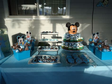 Mickey Mouse Decorations For Baby Shower - mickey mouse quiksilver baby shower decoration spoiled