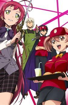 hataraku maou sama my anime list hataraku maou sama the is a part timer