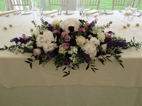 Top Table Floralrangements Google Search Flowers Weddings