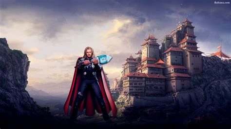 Thor Background Thor Wallpapers Hd Backgrounds Images Pics Photos Free