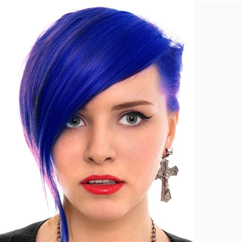 Manic Panic Semi Permanent Hair Dye Blue Moon