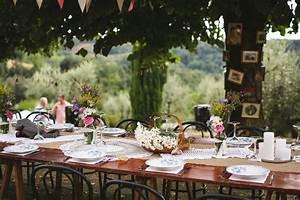 deco exterieur champetre accueil design et mobilier With idee de decoration de jardin exterieur 3 deco tonnelle mariage