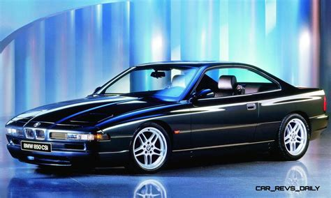 Bmw E31 840i, 850i And 850csi Celebrate 25thanniversary