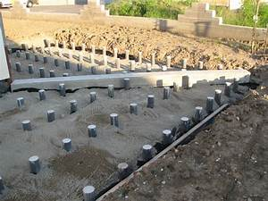 terrasse bois sur plots beton newsindoco With terrasse sur plots beton