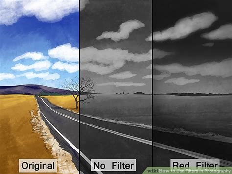 ways   filters  photography wikihow