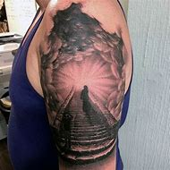 Best Heaven Tattoo Ideas And Images On Bing Find What Youll Love
