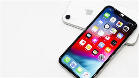 With The Iphone Xr And Xs Max, The Small Phone Is
