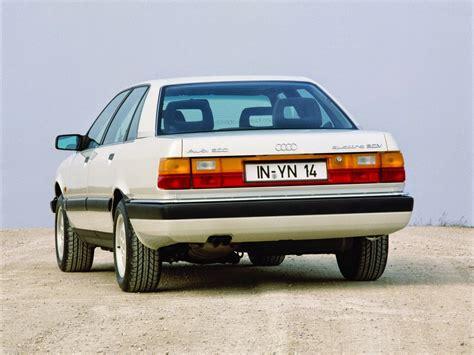 Automotive Database Audi 100