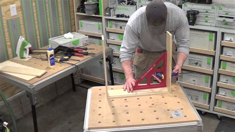 building kitchen cabinets part   drawers youtube