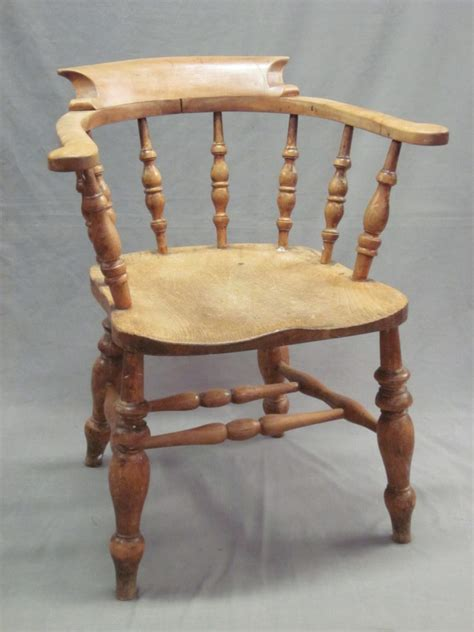 antique auction catalogue search for elm chair denhams