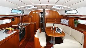 Oceanis 411 Sailing Yacht Charter Croatia Split