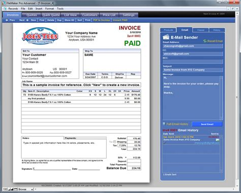 Tinvoicer 4  Easy To Use Invoicing For Screen Printers. First Birthday Chalkboard Template. Fascinating Financial Resume Examples. Word Business Card Template Free. Create Free Birthday Invitations. Marine Biology Graduate Programs. Graduate Schools In Ohio. Easy Best Professional Resume Examples. Forensic Psychology Graduate Programs