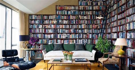 bookshelves beautiful british vogue