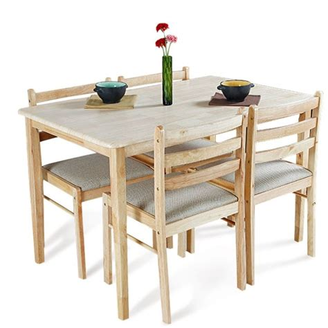 Habitat Liana Dining Table With Four Chairs,Dining Sets