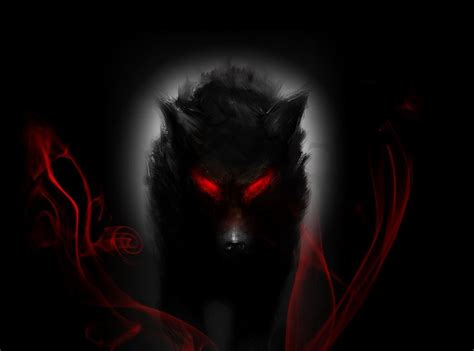 Black Wolf Wallpapers Group With 40 Items