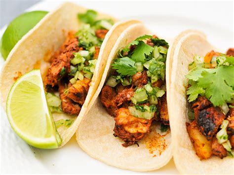 tacos al pastor tacos al pastor a la fake meat recipe dishmaps