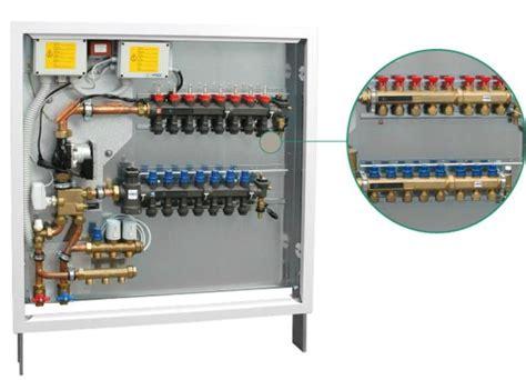Termoregolazione Riscaldamento A Pavimento by Sistema Di Termoregolazione Kit Smart A Basso Spessore