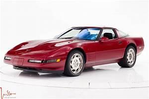 1991 Chevrolet Corvette Base Hatchback 2