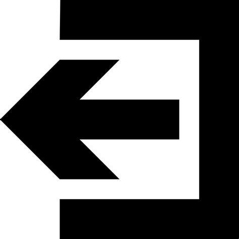 Onlinelabels Clip Art Logout Mini Icon