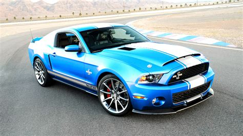 Ford Mustang Gt Shelby Announced With 750+ Hp Called Super
