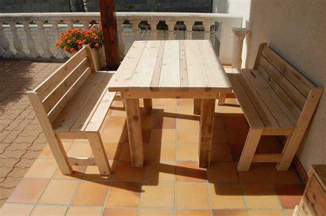 table de cuisine en palette enchanteur table cuisine palette et meubles en bois de