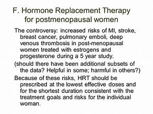 estrogen hormone replacement therapy pharmacology of ...