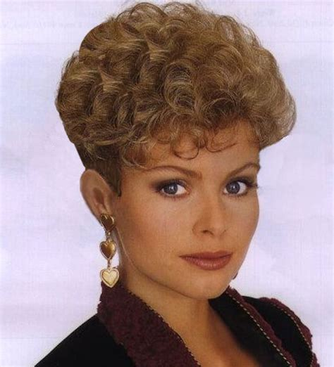wedge haircut for curly hair 38 best perm images on curly hair hair perms