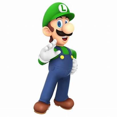 Luigi Mario Render Rock Nibroc Bros Deviantart