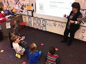 Interested in classroom technology? This first grade ...
