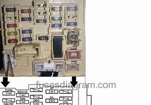 30 2001 Toyota Camry Fuse Box Diagram