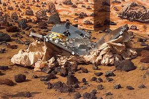 1996 Mars Pathfinder Rover - Pics about space