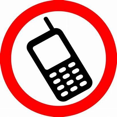 Phone Cell Cellphone Clipart Clip Silence Telephone