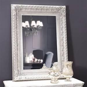 Miroir Fenetre Maison Du Monde : miroir marquise silver 125x95 maisons du monde ~ Teatrodelosmanantiales.com Idées de Décoration